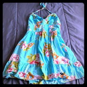 Abercrombie Halter Sun Dress
